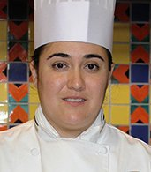 Ana Sofia Sada Cervantes, CIA Chef-Instructor at Nao in San Antonio, TX.