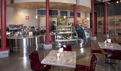 The Bakery Café by illy – The CIA at Greystone - St. Helena, CA