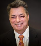 Waldy Malouf '75, CIA Senior Director—Food and Beverage Operations
