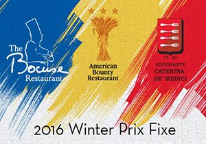 2016 Winter Prix Fixe