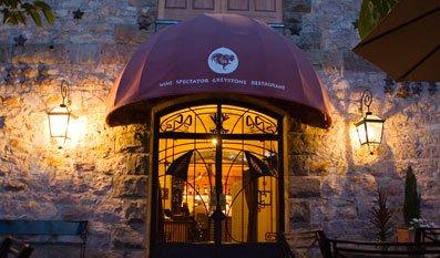Wine Spectator Greystone Restaurant
