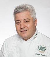 Xavier Mayonove, CIA Chef-Instructor at The Bocuse Restaurant in Hyde Park, NY.