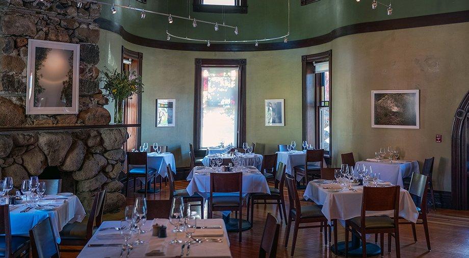 Gatehouse Restaurant Art Program