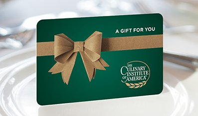 Culinary Institute of America Gift Card